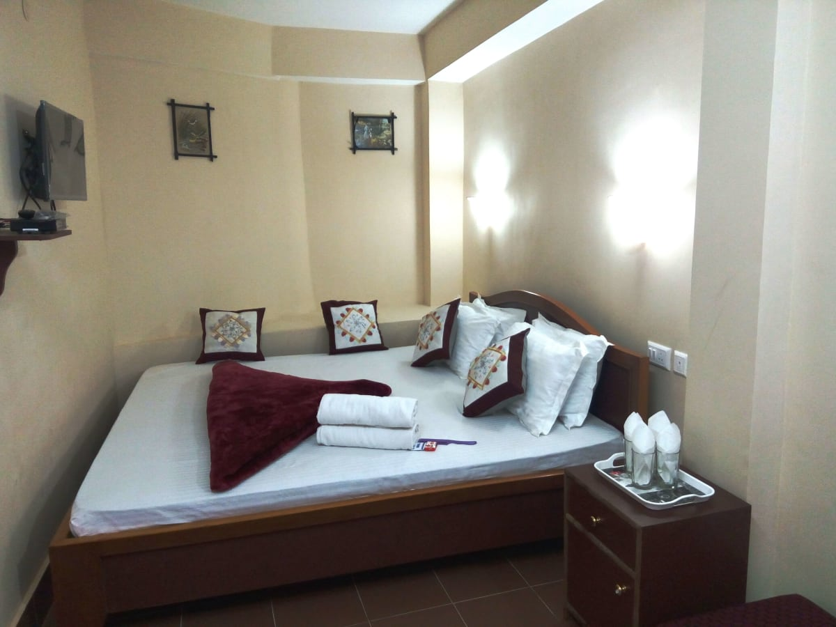 DELUX ROOM (DOUBLE OCCUPANCY)