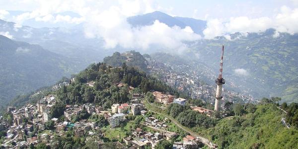 Gangtok - Pelling - Ravangla *