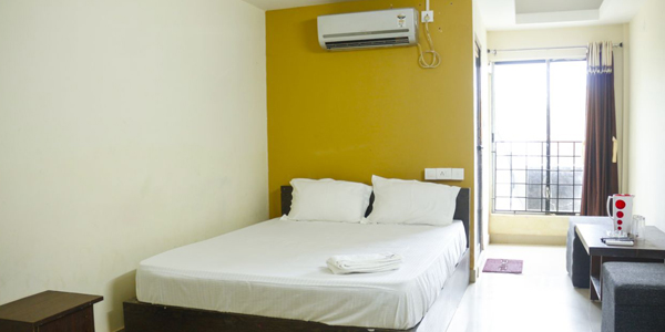 Non AC Double Bed Room