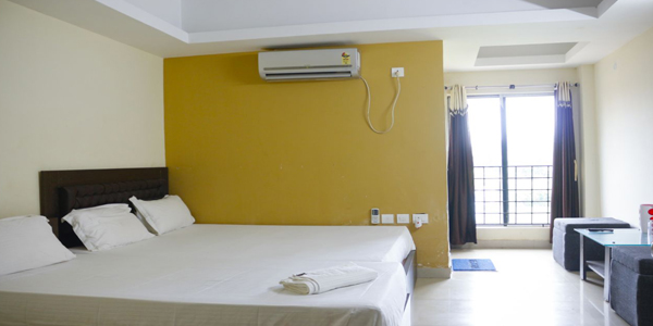 AC Triple Bed Room