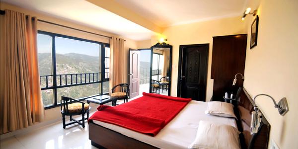 Luxury Double Bed Room