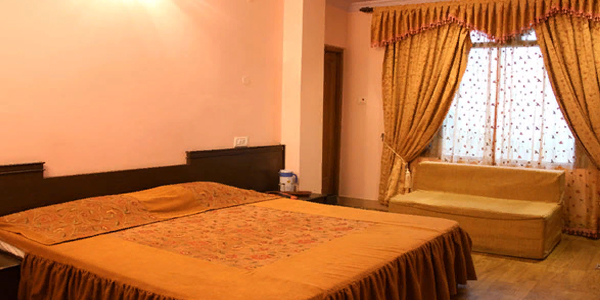 Deluxe Double Bed Room with Breakfast and Dinner
