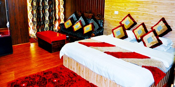 Super Deluxe Double Bed Room