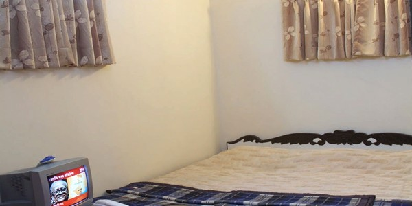 Non AC Double Bed Ground Floor Room