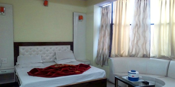Deluxe AC Double Bed Ganga View Room