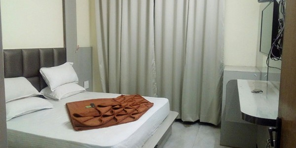 Deluxe AC Triple Bed Ganga View Room
