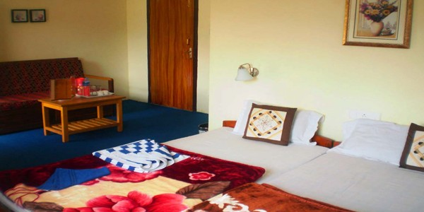 Super Deluxe Room with Kanchenjunga View