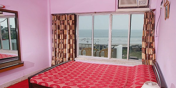AC Standard Double Bed Non Sea Facing Room
