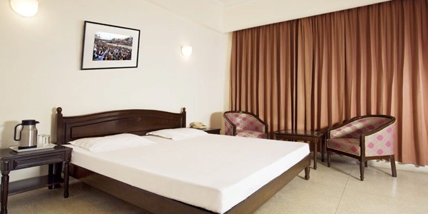Standard AC Double Bed Room with Breakfast