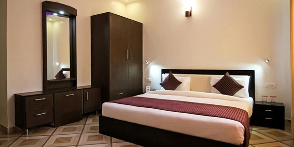 Deluxe Double Bed Room with Private Balcony