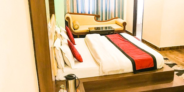 Deluxe AC Triple Bed Room