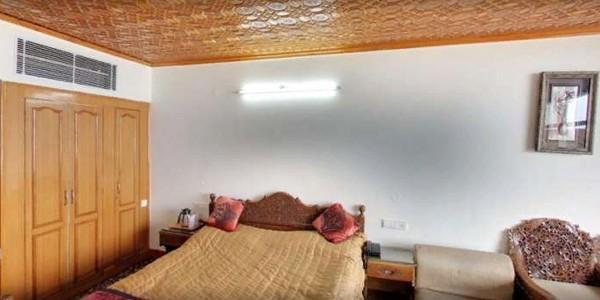 Single Hut Room