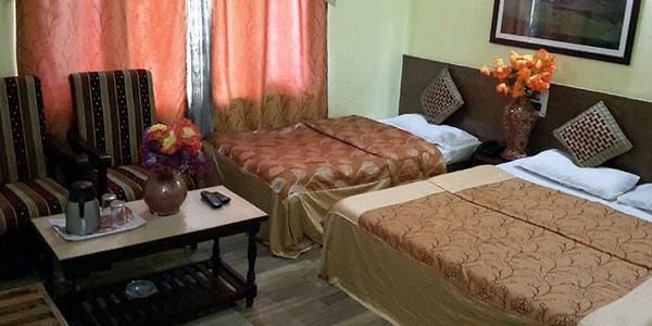 Super Deluxe Triple Bed Room with Breakfast