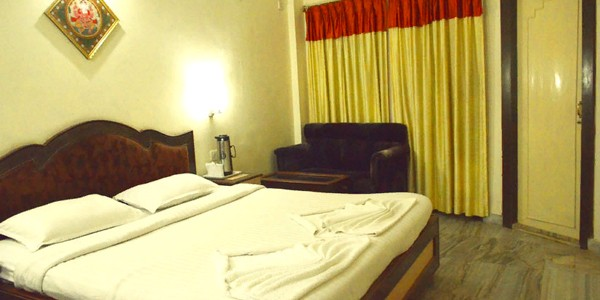 Standard AC Double Bed Room