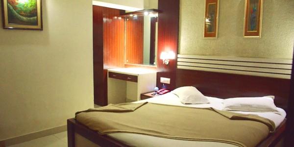 Economic AC Double Bed Room