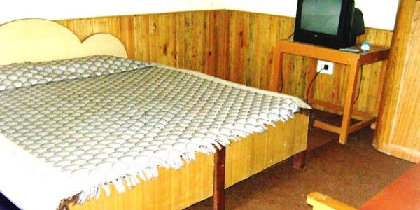 Super Deluxe Double Bed Cottage