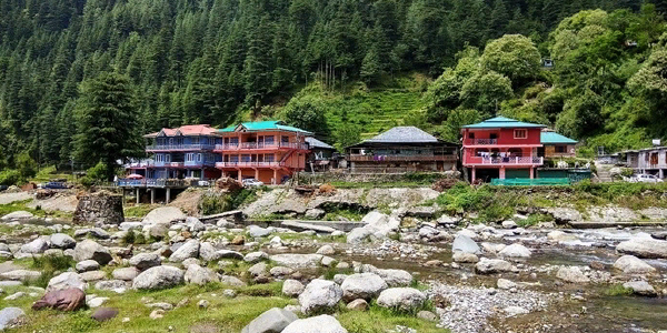 Barot with Kasol *