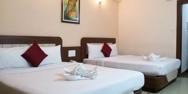 Premium AC Double Bed Room with Breakfast