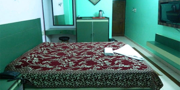 Family Suite AC Four Bedded Room