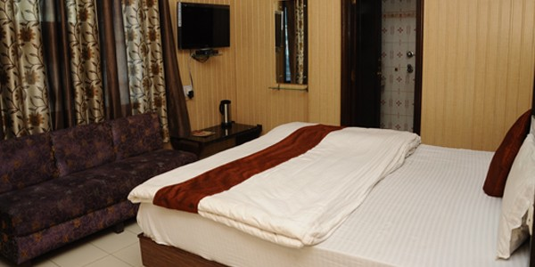 Four Bedded AC Family Suite Room