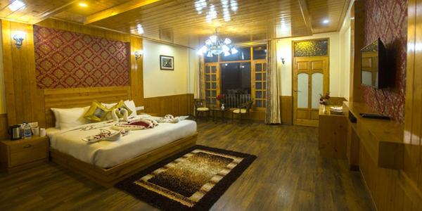 Kamna Hill Resort