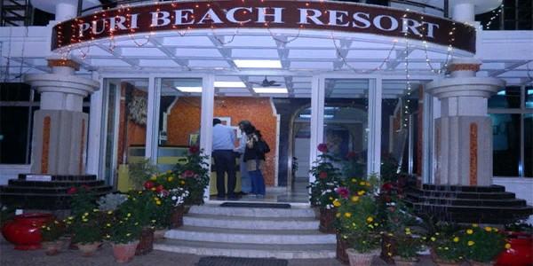 Puri Beach Resort
