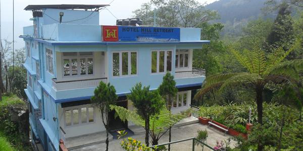 Hotel Hill Retret
