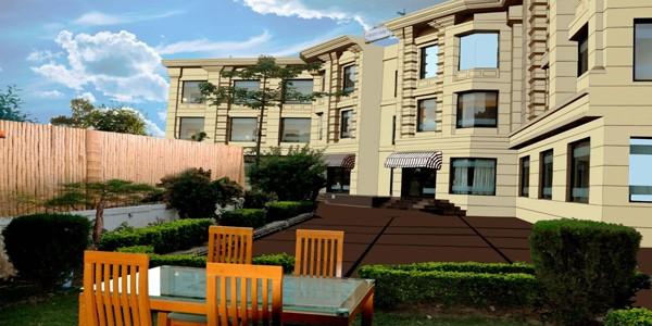 Hotel Maa Trinayani Palace